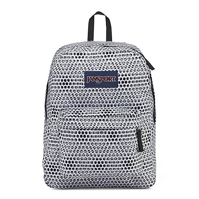 ad7a4cc13 JanSport SuperBreak Backpack - White Urban Optical | Jumia NG