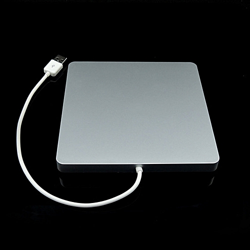 Notebook Type Suction USB 2.0 Slot In DVDRW DVD Writer External Drives Box