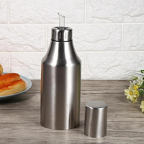 Practical Stainless Steel Oil Dispenser Kitchen Supplies(1000ml)