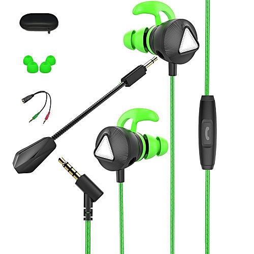 Generic Gaming Earbuds, E-Sports Earphones Noise Cancelling