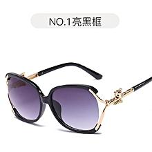 87da1b6d6d80 New Ladies Sunglasses Big Box Trend Sunglasses Ladies Fox Head Decorative  Glasses Frame Wholesale 9839