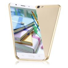 R9 5.5 Inch Screen Smartphone MTK6580 1+8G Memory For Android 5.1 System-Gold