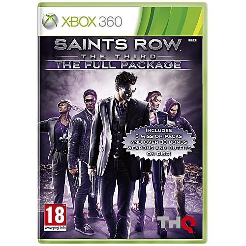 Saints Row The Third: Xbox 360