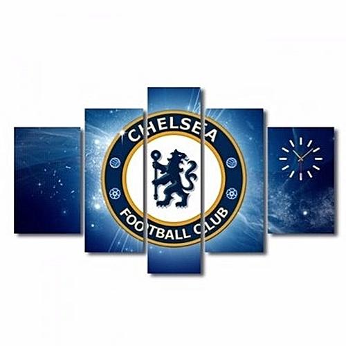 Chelsea 3D Acrylic Wall Clock MX114