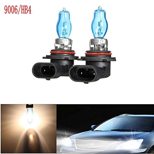 1X H4 100W DC 12V Xenon Halogen Super White Bright Car Headlight Light Bulb Lamp