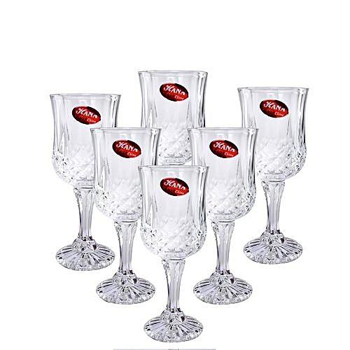 Glassware - 6Pcs