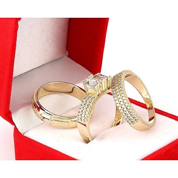 4584fa5e6b0af Rommanel Engagement Ring Gold G5
