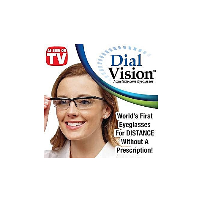 006c81b22c Generic Dial Vision Eye Glasses