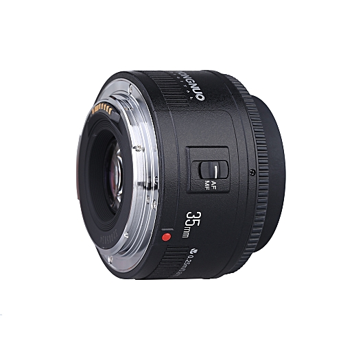 Lens 1:2 AF / MF Wide-Angle Fixed/Prime Auto Focus Lens For Canon EF Mount EOS Camera