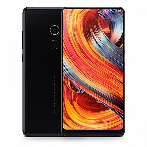 Xiaomi Mi MIX 2 5.99 Inch 6GB RAM 256GB ROM Snapdragon 835 Octa Core Smartphone-Black
