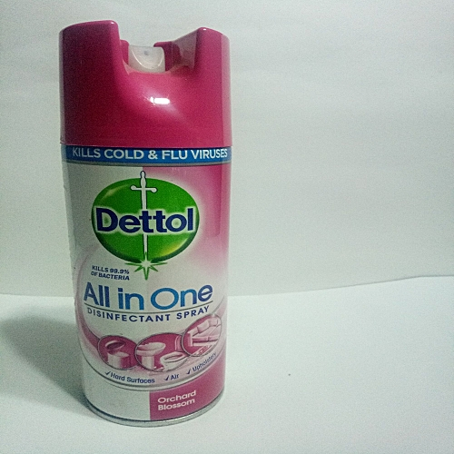 All In One Disinfectant Spray- 400ml