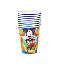 1c53d3027f7 Mickey Mouse Clubhouse 9 Oz. Paper Party Cups
