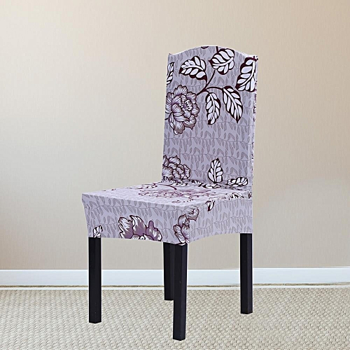 1Pc Removable Stretch Home Chair Seat Covers Romantic Printing Slipcovers Party Decoration- #6