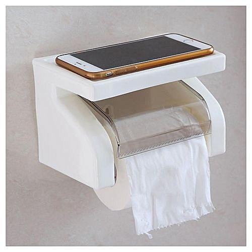 Toilet Roll Tissue Paper Toilet Paper Holder - Blue
