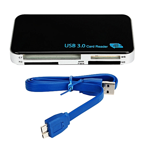 USB 3.0 Compact Flash Memory Card Reader Adapter For TF SDHC CF Micro SD