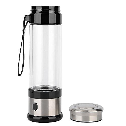 Portable USB Hydrogen Rich Water Maker Ionizer Generator Alkaline Bottle Cup Mug