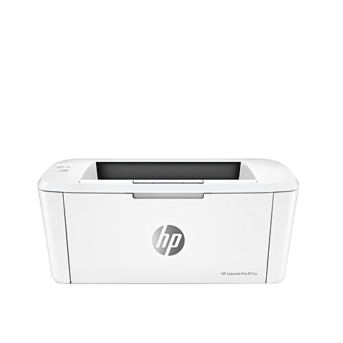 LaserJet Pro M15a Printer (W2G50A) - White