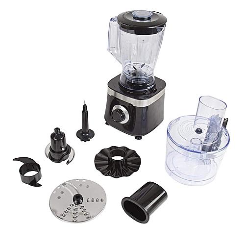 Multifunctional 4-1n-1 Food Processor & Blender - 1.5L
