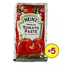 Sachet Tomato Paste - 5pcs