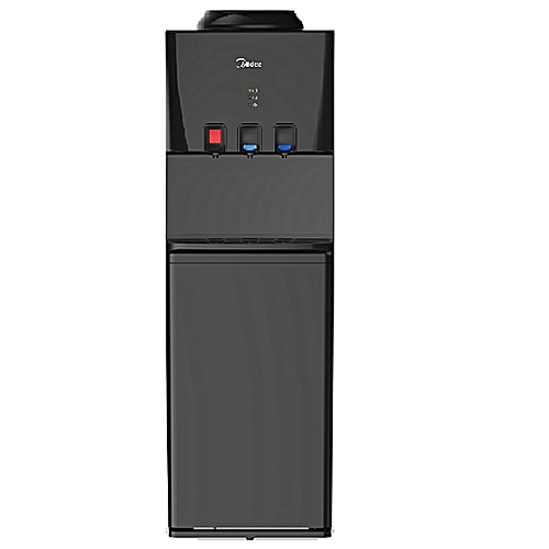 3 Tap Midea Water Dispenser - YL1740S - Black