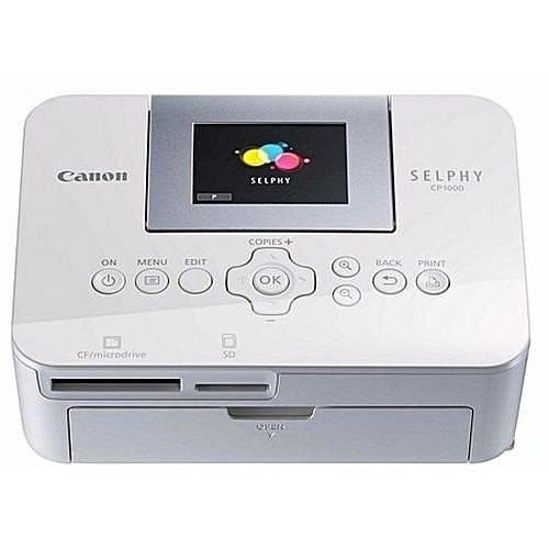 Canon- Photoprinter Cp 1000