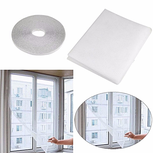 Window Screen Mesh Insect Mosquito Bug Fly Sticky Net Door Protection Netting