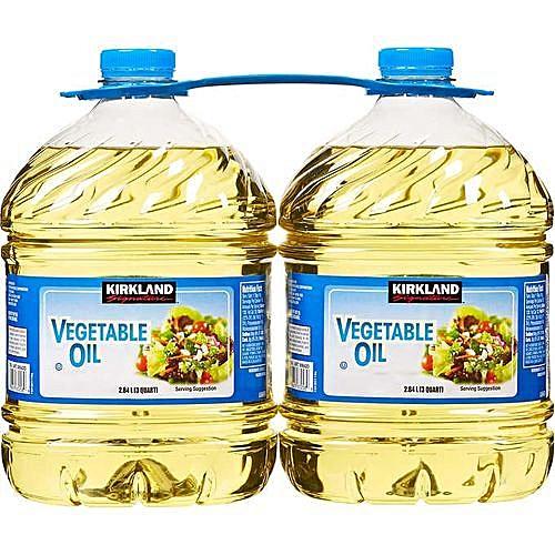 Vegetable Oil 2.84 L (3 Quart)