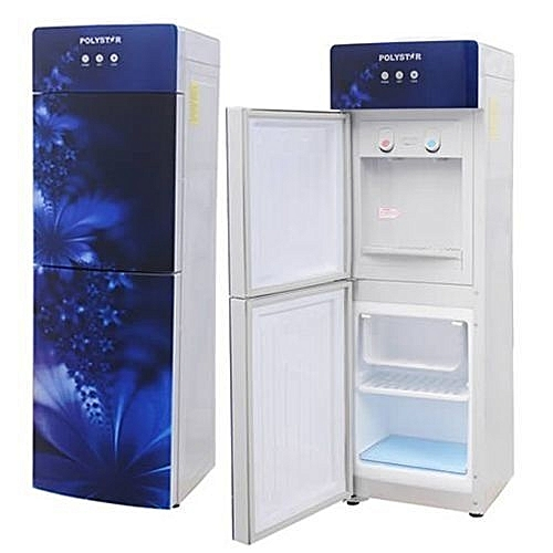 Powerful Water Dispenser With Fridge & Freezer