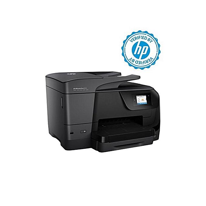 מרענן HP OfficeJet Pro 8710 All-in-One Printer - D9L18A | Jumia.com.ng MQ-51