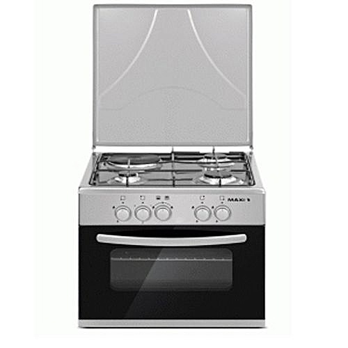 Maxi 40X50 3 Gas + 1 Electric Gas Cooker