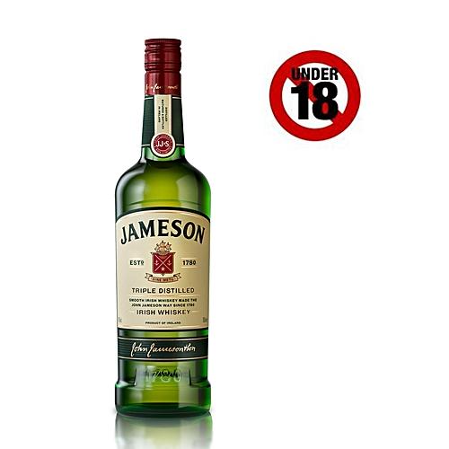 Irish Whiskey 70cl