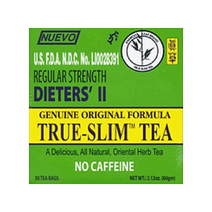 NUEVO True Slim Tea – Healthy Dieters Tea For Weight Loss ...