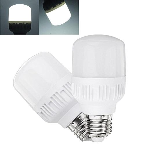 AC180-260V 5/10/14/18W E27 White Light No Stroboflash