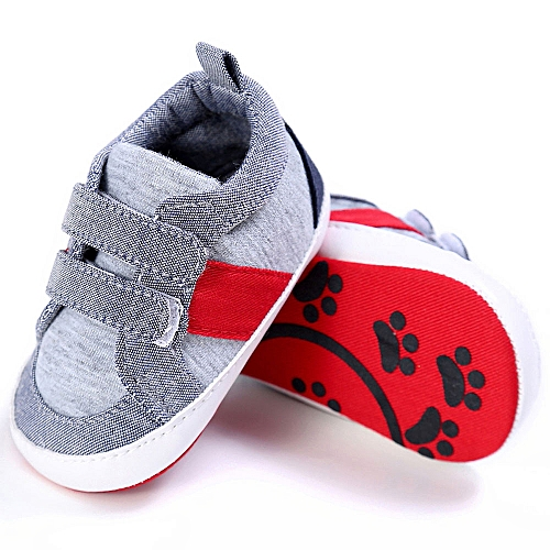 Neworldline Baby Shoes Boy Girl Newborn Crib Soft Sole Shoe Sneakers ... 858357fc1710