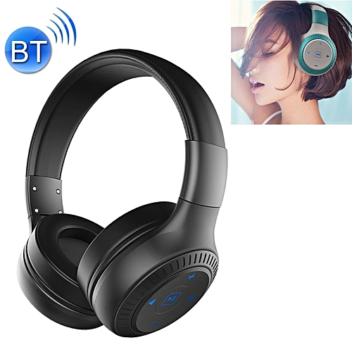 ZEALOT B20 Stereo Wired Wireless Bluetooth 4.0 Subwoofer Headset With 3.5mm Universal Audio Cable Jack & HD Microphone, For Mobile Phones & Tablets & Laptops (Black)