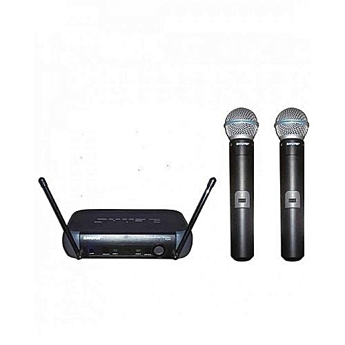 Shure Wireless Microphone System - PGX242