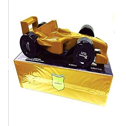 Eau De Parfum Spray Valentine's Gift Set For Men 4pcs X 25ml (100ml)