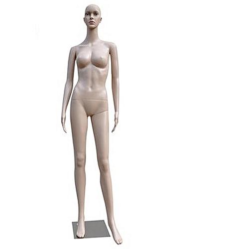Full Body Detachable Plastic Female Mannequin - Straight