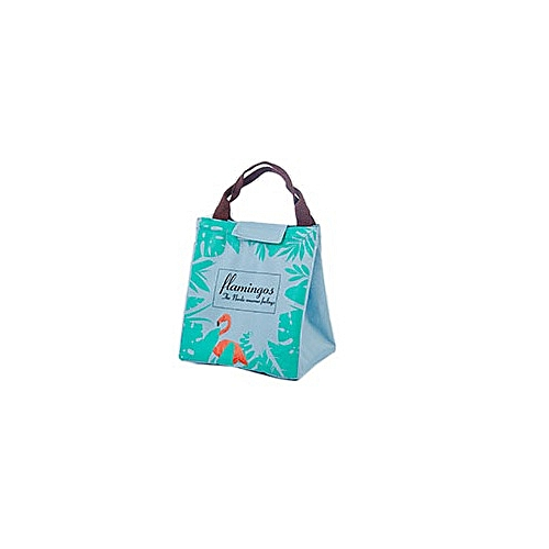 Fashion Portable Insulated Oxford Lunch Bag Thermal Food Picnic Lunch Bags For Women Kids Men Cooler
