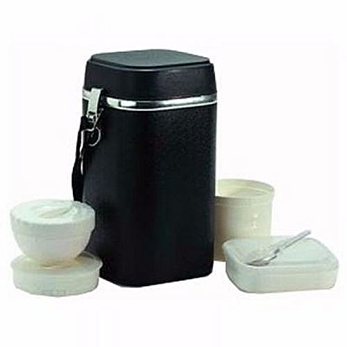 Hot & Cold Travelling Lunch Box - 2.0Litres