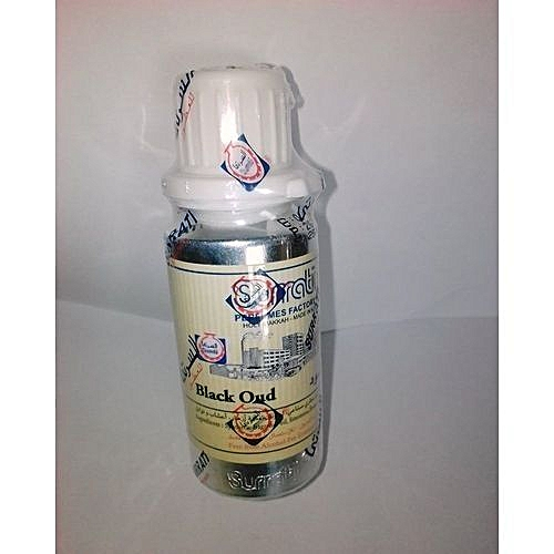 Black Oud Concentrated Arabian Perfume(72hrs Long)
