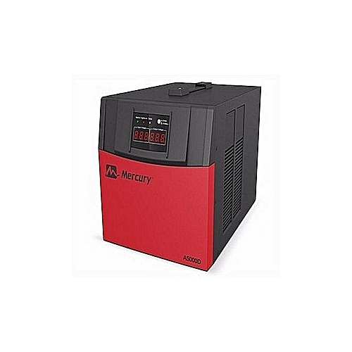 Mercury 5KVA 5000VA Stabilizer A5000L (Automatic Voltage Regulator)