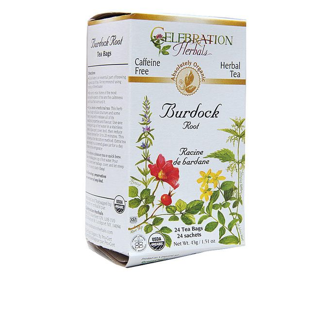 Celebration herbal tea
