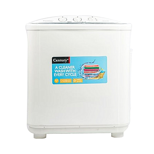 8kgTwin Tub Washing Machine - 8522A (8kg Wash, 6kg Spin)