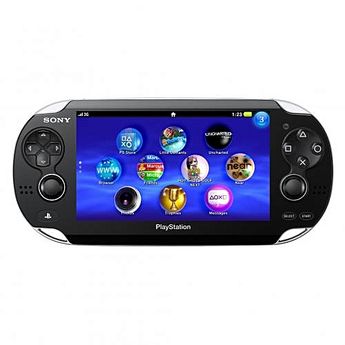 PS VITA - WIFI - Includes 32Gb Memory Card Plus 20 Latest Games Installed- Black