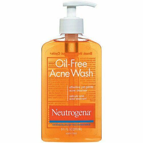 Oil-Free Acne Wash 177ml