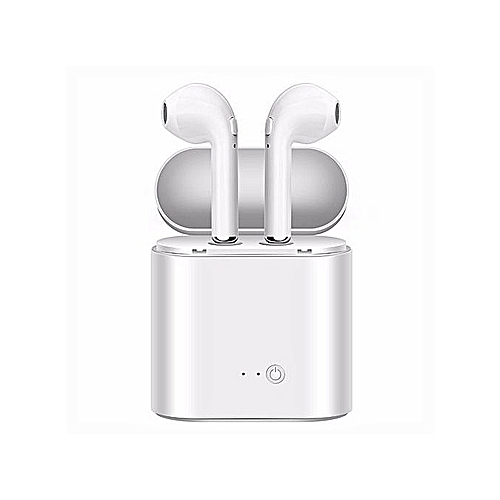 Bluetooth Earphone Stereo Earbud Headset Ear Air Pods With Charging Box Mic For All Phone
