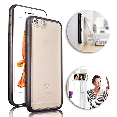 newest 105d5 5c0ee IPhone 5S Case,iPhone 5 Case,iPhone SE Case,iPhone 5C Case,iPhone 5s Clear  Case Anti-Gravity Phone Case, Nano Hands-Free Selfie Clear Protective Goat  ...