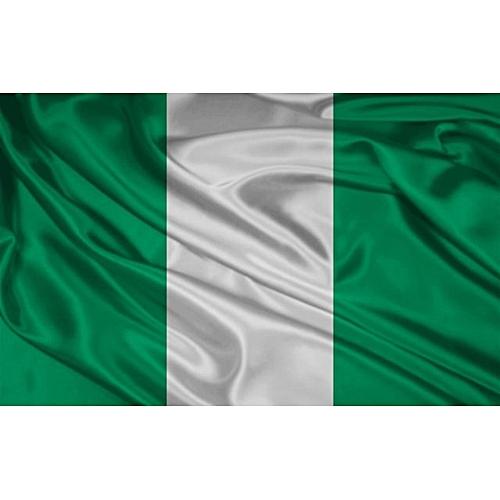 Generic Nigeria Flag -Pole Size
