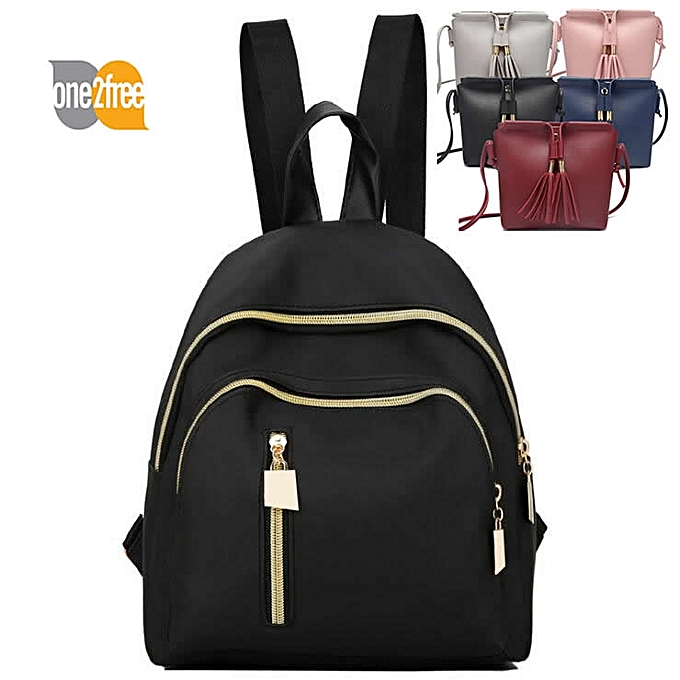 50bd2678821b Vintage Casual Bag Travel Bags Backpacks Women Bag Outdoor Bag Free One Bag  Random Color